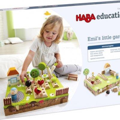 独 HABA社 エミリーの小さな庭