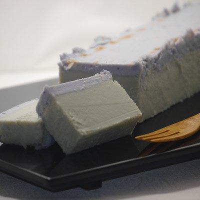 世界でここだけの『バタフライピー チーズケーキ』