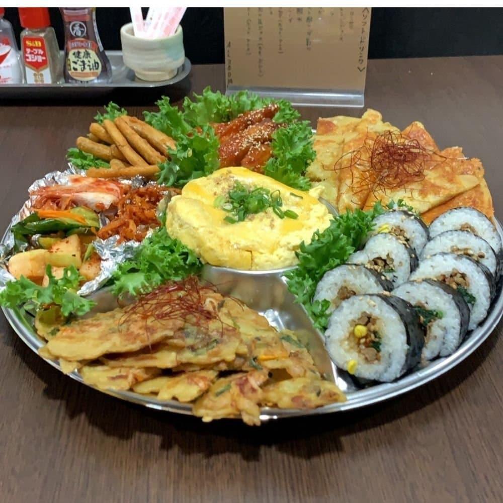 (現地払い専用)オードブル¥3500-【韓国家庭の味 やっさん】のイメージその2