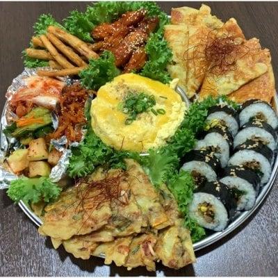 (現地払い専用)オードブル¥3200-【韓国家庭の味 やっさん】