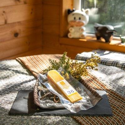 ◇◆米村牧場◆◇ 36ヶ月熟成チーズ <100g> 【冷蔵配送/肉類加工品(冷凍...