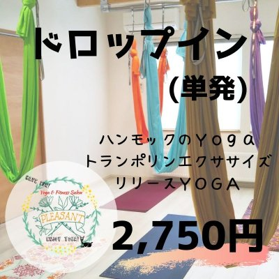 【プレザント会員】ドロップイン(単発)