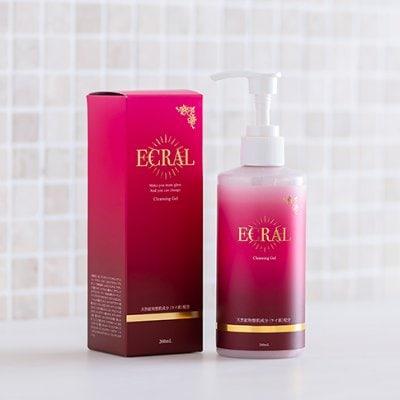 クレンジングゲル(ゲル洗顔料) ECRAL Cleansing Gel (face cleansing gel)/内容量:200ml