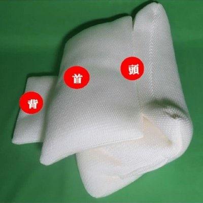 【首に優しい三点スロープ状の分散支持枕】医療枕開発のパイオニア池田俊幸が開発した大人気の枕