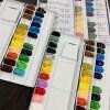 ホルベイン水彩絵の具35色パレット