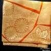 サコッシュ|絹帯で作った2WAYバッグ