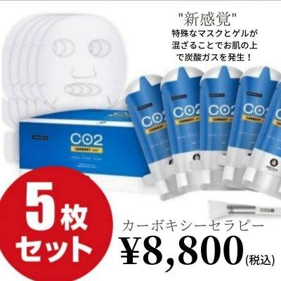 【現地払い専用】カーボキシーパック(ホームケア)