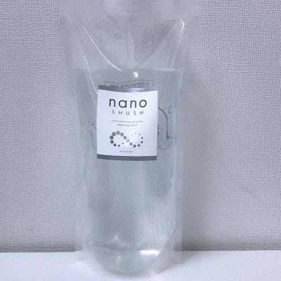 nanoSHUSH / 詰め替え用 <ナノシュッシュ>(500ml) 【nanosol<ナノソル>同商品です】