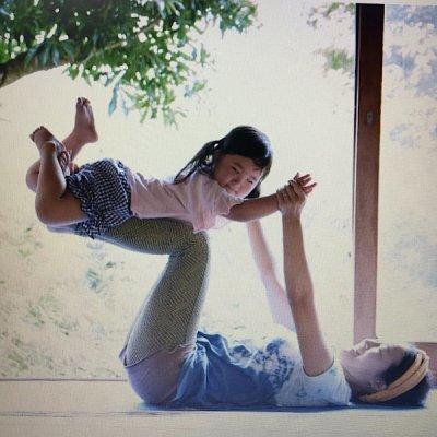 【親子ヨガ レッスン3回分|お得なおまとめチケット】45分|壱岐ヨガ nurseYOGA&ECOlife