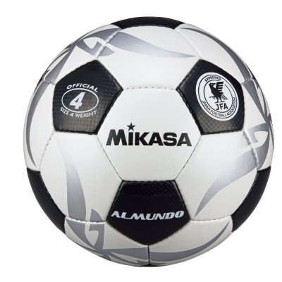 ジュニア用サッカーボール|MIKASA製|日本サッカー協会規格(4号)ALMUND...