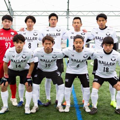 BALLER-TOKYO-|2021リーグ年間選手スタッフ登録費
