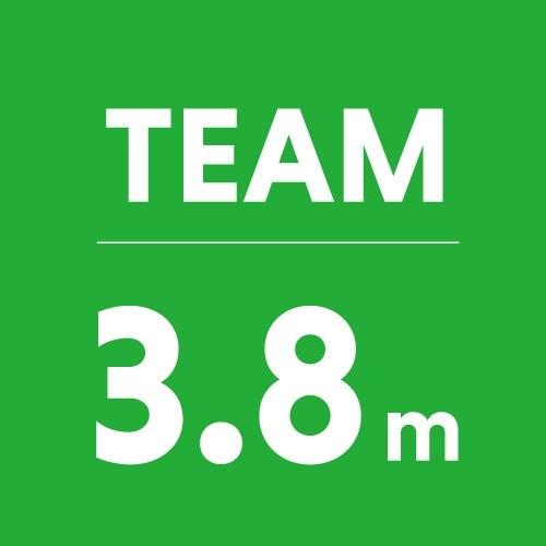 Veoレンタル TEAM+3.8m|VEOCAM-1b:beのイメージその1