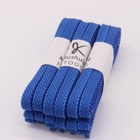 青カラー[数量限定]Kushuleパーフェクトシューレース|サッカースパイク用