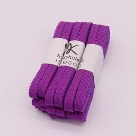 紫カラー[数量限定]Kushuleパーフェクトシューレース|サッカースパイク用