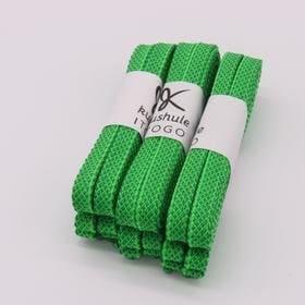 緑カラー[数量限定]Kushuleパーフェクトシューレース|サッカースパイク用