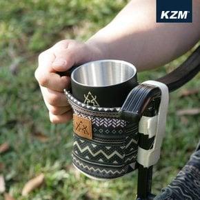 【韓国キャンプgear】椅子用サイドカップホルダー|Side Cup Holder for...