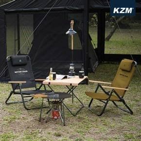 【日本キャンプ協会 会員様限定価格】モーションチェア ブラック・ゴー...