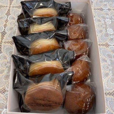 【通常配送】フィナンシェ•ほんのび/大和屋菓子舗