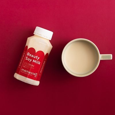 マメストロ ビューティーソイミルク(甘酒ブレンド)|長崎の日本一おしゃれなお豆腐屋さん mamestro