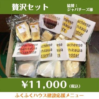 ジャパチーズ贅沢セット(ふくふくハウス・応援品)