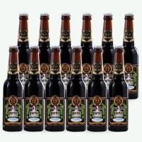 【人気ナンバー1】金賞世界一受賞・黒ビールポーター 12本セット