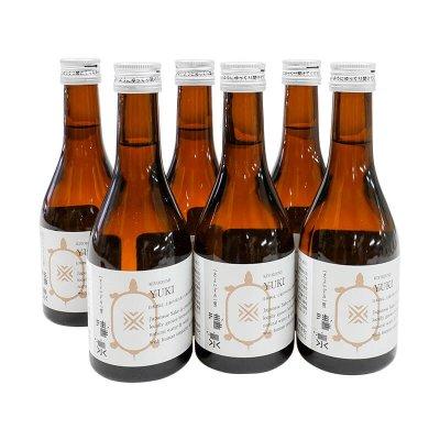 【新潟人気地酒】久須美酒造 清泉 雪 6本セット。