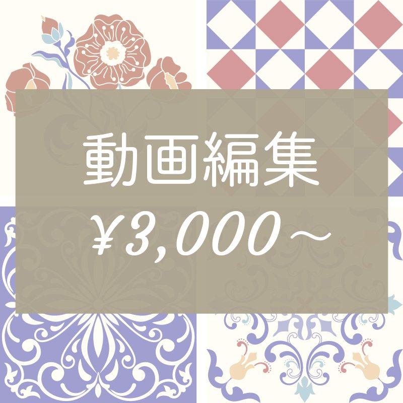 【チケットNo.004】YouTube動画編集(テロップ入れ&カット編集)のイメージその1