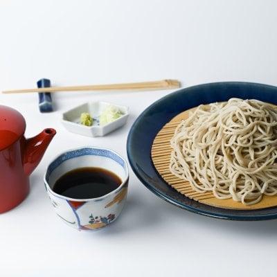 12袋入り 送料無料【冷凍生麺】ファーム田中屋の生蕎麦