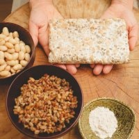 潮麦と大豆のテンペ作り教室【ビーガン発酵食品クラス】