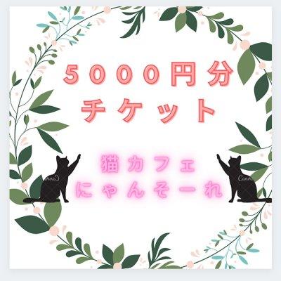 【現地払い専用】5000円お買い物チケット