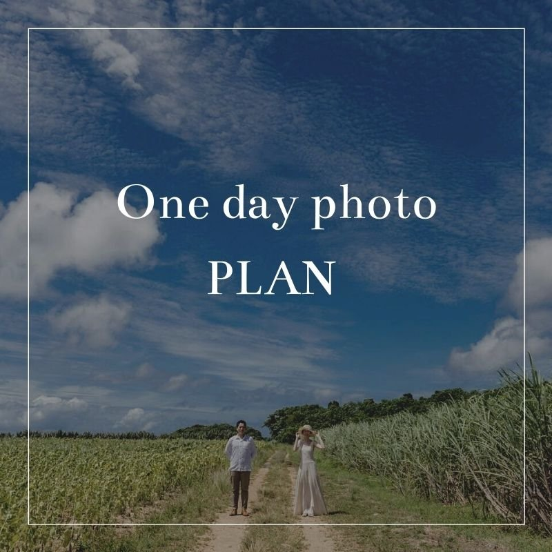 One day photo PLAN/ワンデイフォトプラン撮影時間8時間のイメージその1