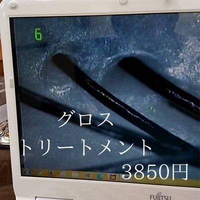 【グロストリートメント】3850円