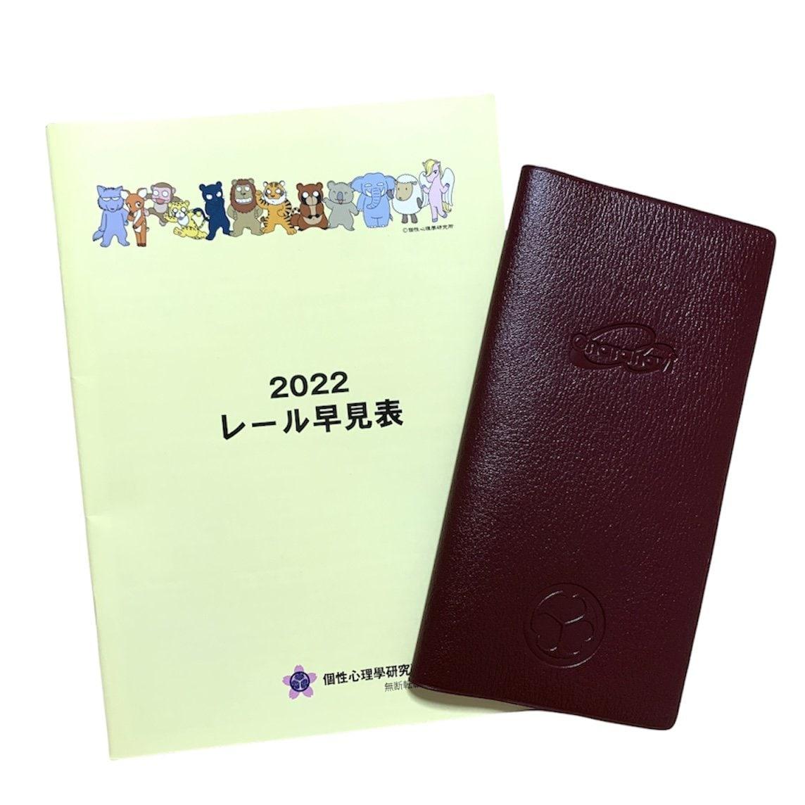 【数量限定】個性心理學キャラナビ手帳個人セミナー60分【2022年キャラナビ手帳、生涯リズム付】のイメージその3