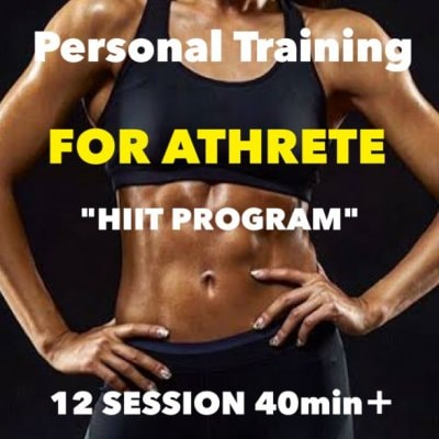 FOR ATHLETE 40min +