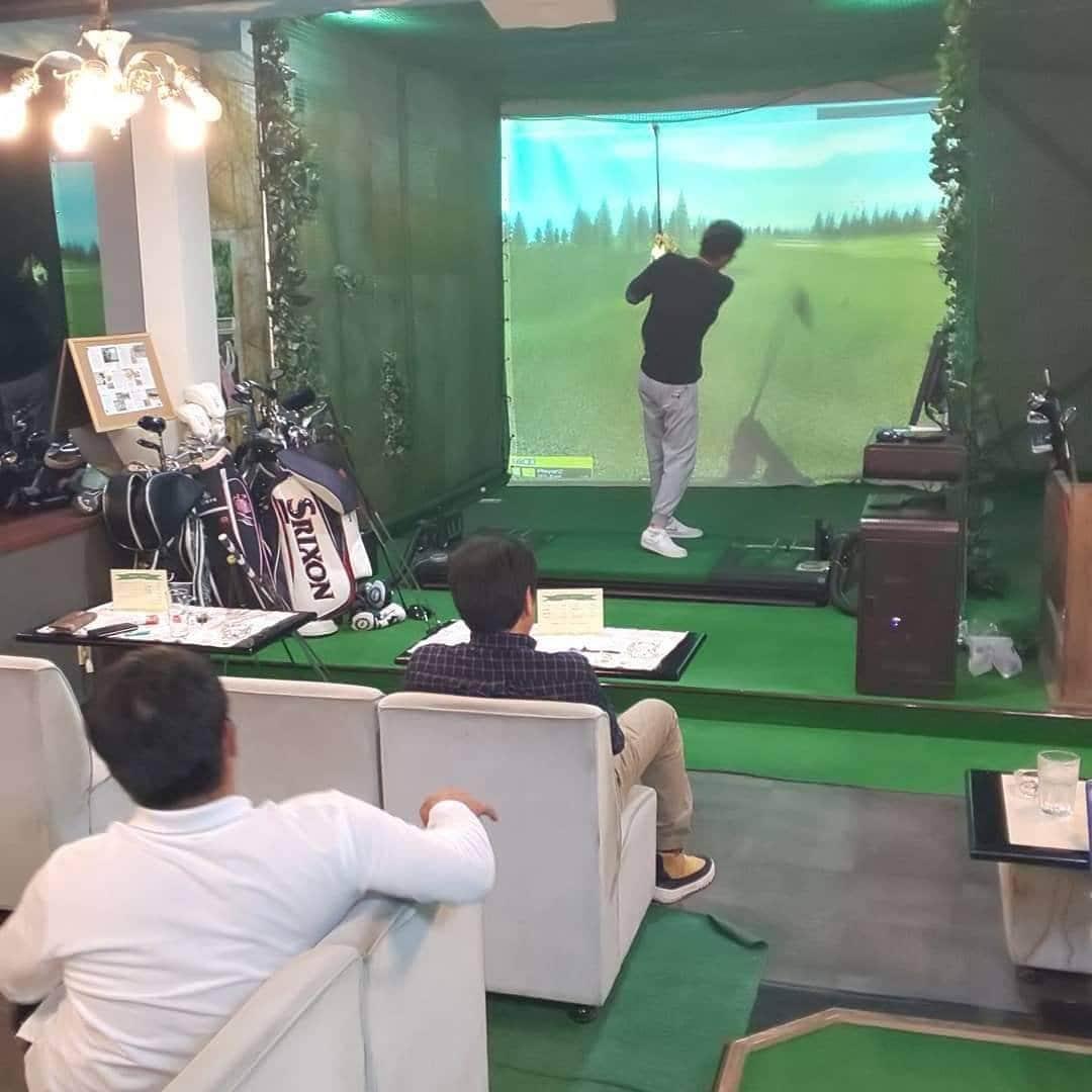シミュレーションゴルフ 打ち放題のイメージその1