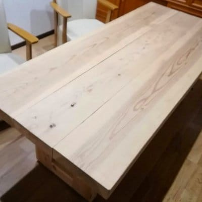 【DIYで本格的】ファミリーテーブルキット