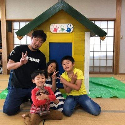 【DIY商品】親子で作る秘密基地