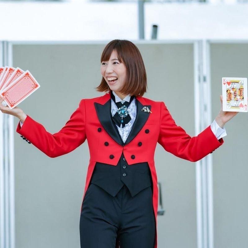 Ayana出張マジック(ステージマジック)のイメージその1