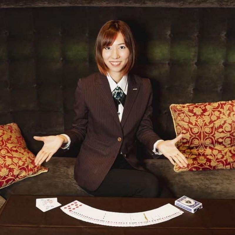 Ayana出張マジック(テーブルマジック)のイメージその1