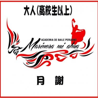 【月謝】【大人用】マリネラ・ミ・アルマ スタジオレッスン専用チケット