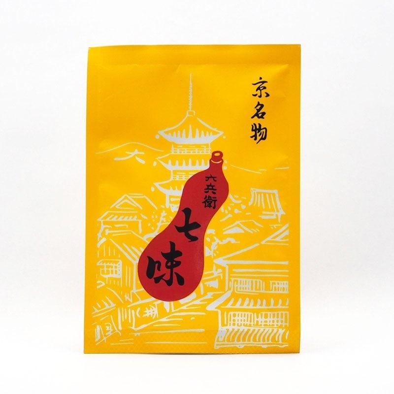 予約制七味カスタムブレンド袋入15g/京都七味屋七味六兵衛のイメージその2