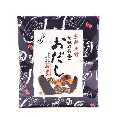 七味六兵衛のおだし10g×10袋/京都七味屋七味六兵衛