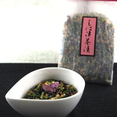 しば漬茶漬40g/ふりかけお茶漬/京都七味屋七味六兵衛