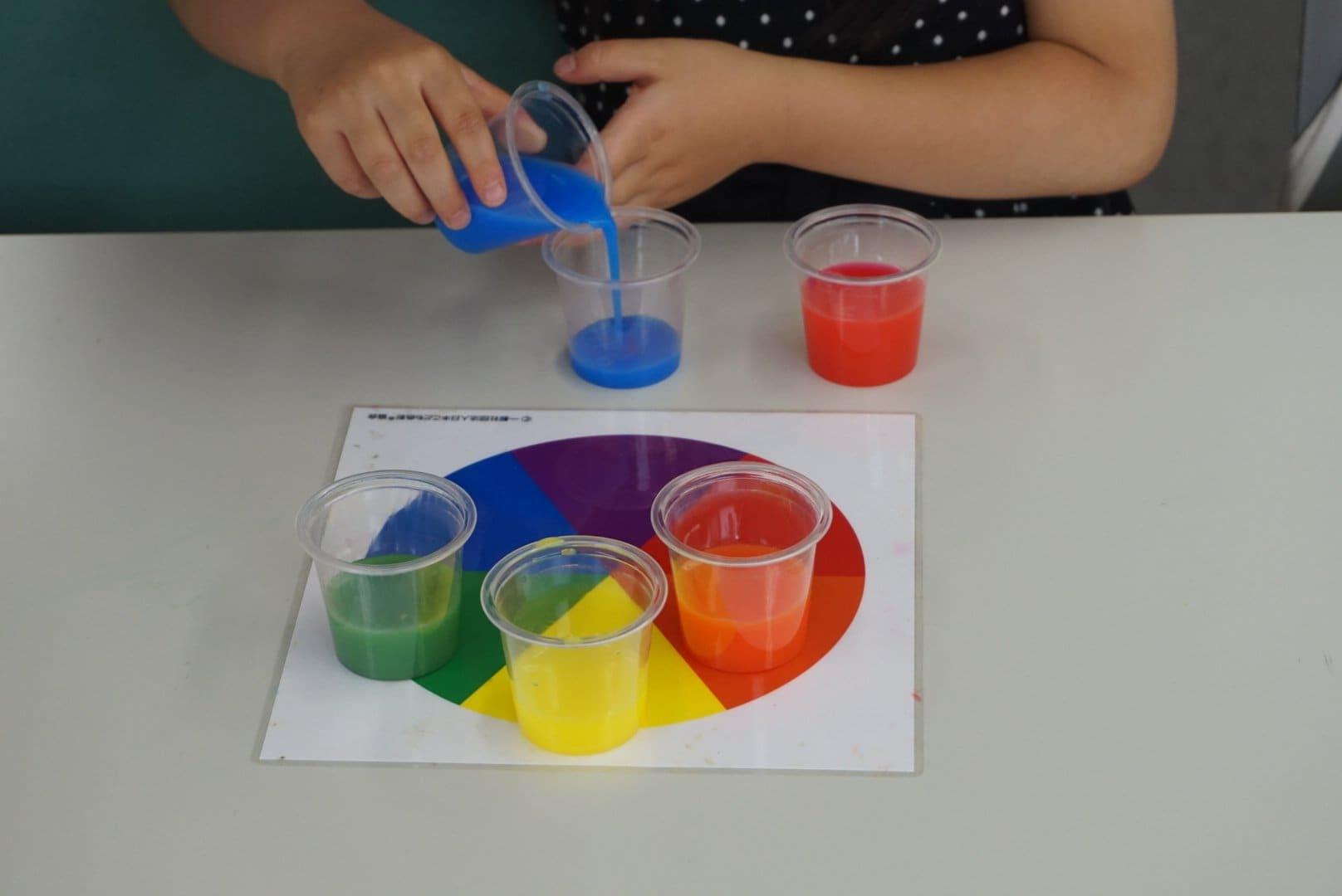 親子で学ぶ 絵本の読み聞かせ・色彩知育体験会のイメージその4