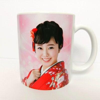 谷島明世オリジナルマグカップ