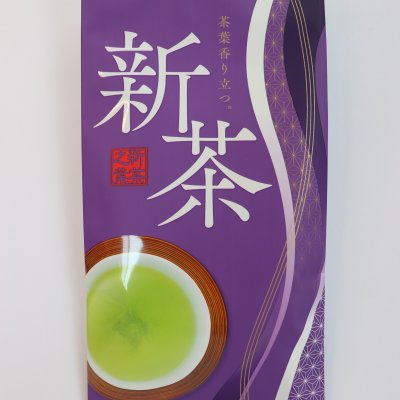2021年度【初摘新茶】静岡産100gギフトにも最適!