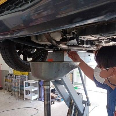 エンジンオイル交換DL-1(ディーゼル車用)1リッター