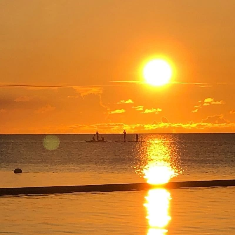 SunSet SUPツアー (クルージング)のイメージその1