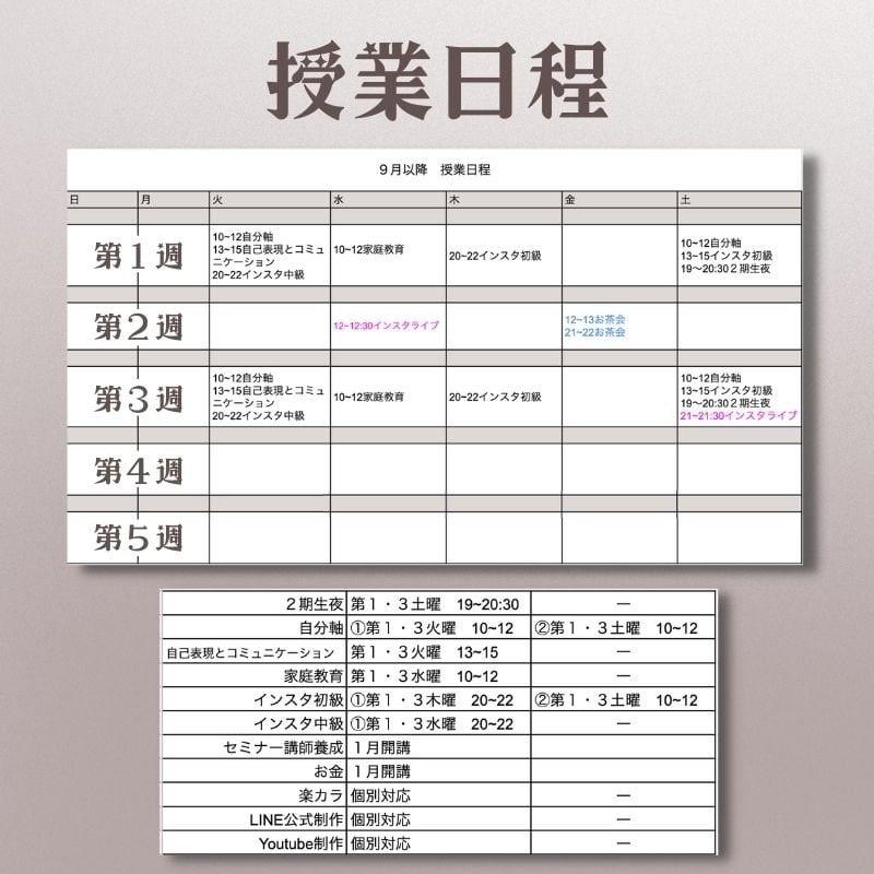 みゆ木塾1期生専用 継続Cコース コンサルティング付のイメージその2