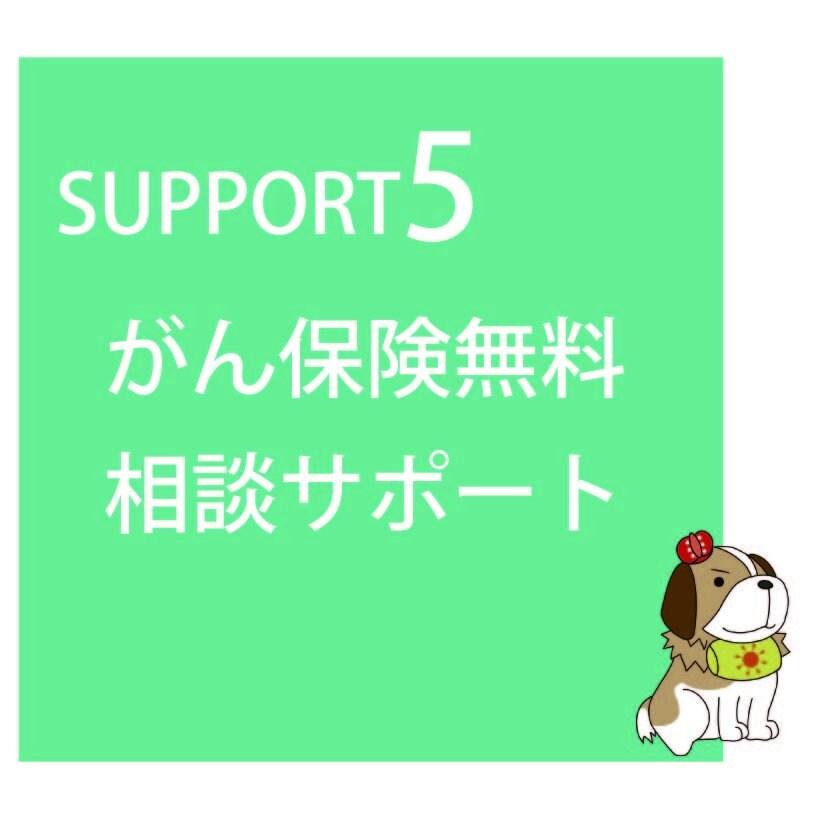 〜会員制がん総合ケアサポート〜『がんほっとけん会員』のイメージその6